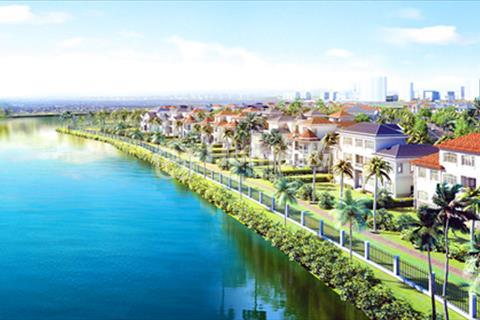 Khu đô thị kiểu mẫu cao cấp Singapore sở hữu sông Cổ Cò tiện ích 5 sao