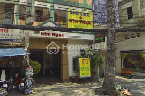 Cho thuê nhà mặt tiền đường Nguyễn Thị Minh Khai, Phường 2, Quận 3, Hồ Chí Minh
