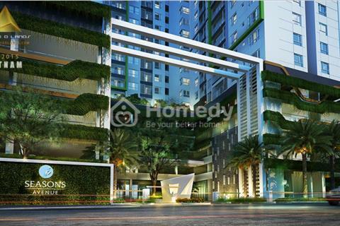 Chung cư Seasons Avenue nhận nhà cuối năm, tặng ngay ti vi 1.000 USD - Giá chỉ 28 triệu/m2.