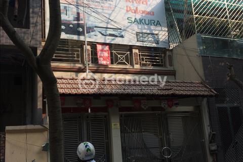Cho thuê nhà Trung Yên, diện tích 81 m2 x 5 tầng, sàn thông