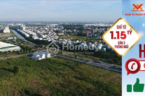 Sài Gòn Gateway Quận 9 giá đợt đầu - Mặt tiền song hành Xa Lộ Hà Nội - Đầu tư siêu tốt