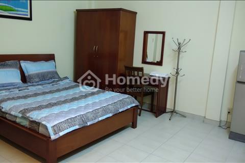 Cho thuê căn hộ đầy đủ tiện nghi gần sân bay Tân Sơn Nhất