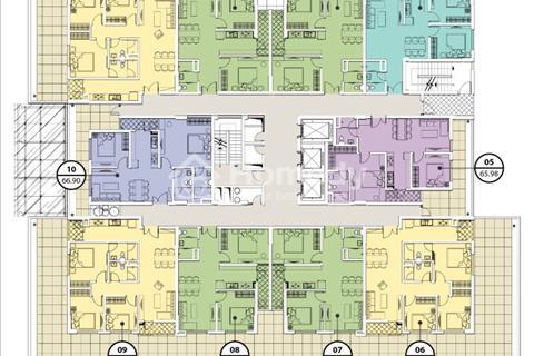Tin nóng từ 1,2 tỷ đồng, có thể lựa chọn căn hộ cao cấp ở đâu?