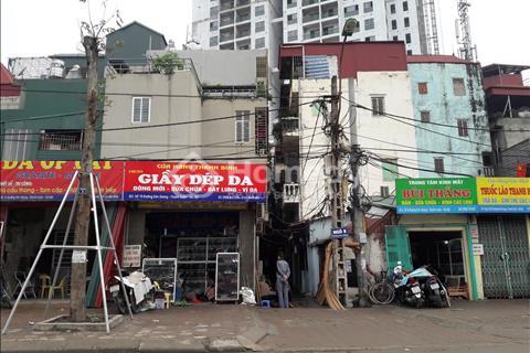 Bán nhà mặt phố Kim Giang 4,35 tỷ, lô góc nở hậu thích hợp kinh doanh