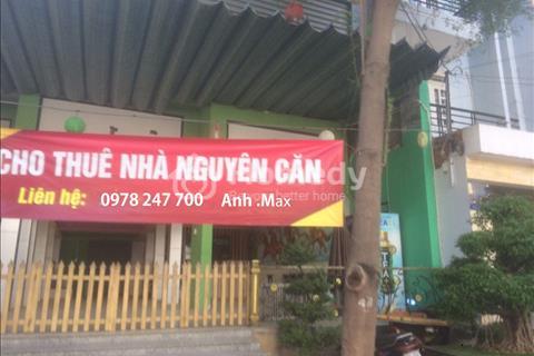 Cho thuê nhà đẹp 4 lầu đường 23 Quận 6 gần chung cư An Phú, diện tích 156 m2