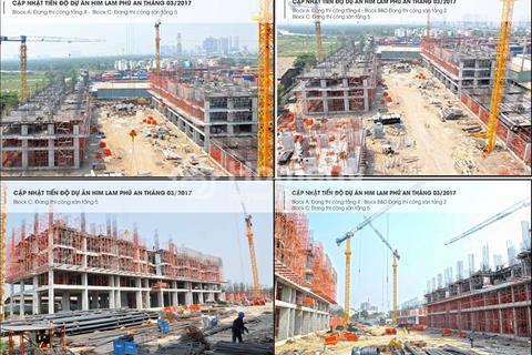Căn hộ liền kề Thảo Điền mở bán block đẹp nhất dự án - View sông - Xây vượt tiến độ