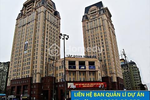 Cho thuê văn phòng tòa nhà sông Đà HH4 giá rẻ