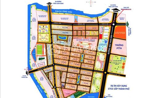 Bán biệt thự Khu đô thị cao cấp Him Lam, Quận 7 diện tích 1500 m2, giá 82 triệu/m2