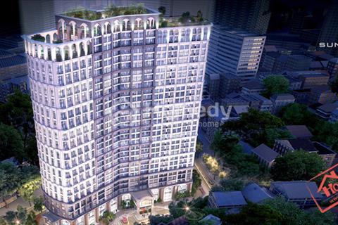 Nhận xe SH khi mua Sunshine Palace, view Sông Hồng - Chỉ với 26 triệu/m2