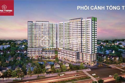Dự án căn hộ giá rẻ mặt tiền đường Kinh Dương Vương
