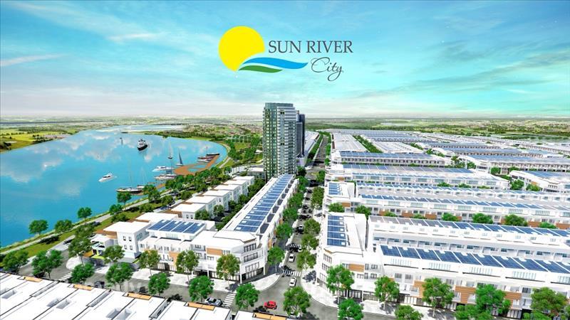 Dự án Khu đô thị Sun River City Đà Nẵng - ảnh giới thiệu