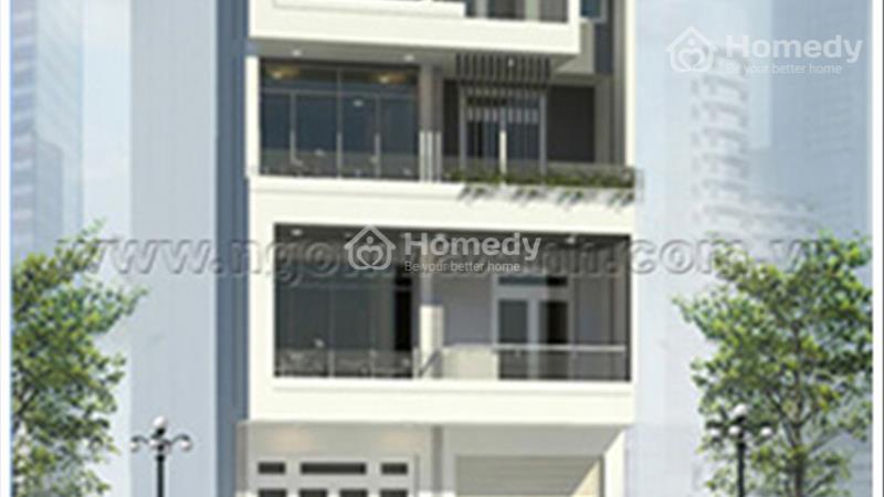 Bán tòa khách sạn 10 tầng mặt phố Kim Mã Thượng, diện tích 170 m2, giá 58 tỷ - 1