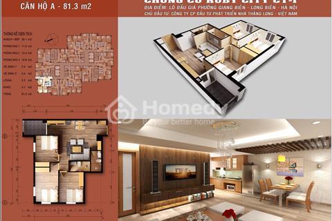 Nhận nhà ở ngay, chiết khấu khủng chỉ trong hôm nay lên đến 80 triệu, căn hộ giá chỉ từ 19 T/ m2