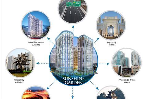 Cần bán gấp căn hộ cạnh Times City. Giá 28 triệu/m2, chiết khấu 8%