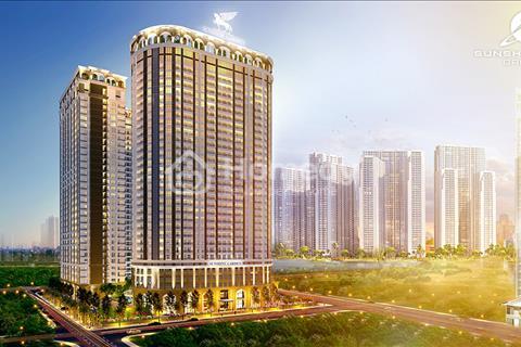 Bán chung cư Sunshine Garden, chỉ từ 29 triệu/m2, cực hấp dẫn tại Hoàng Mai, chiết khấu 8%