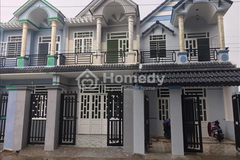 Nhà mới xây 100 m2 cạnh chợ Thuận Giao, Thuận An, Bình Dương
