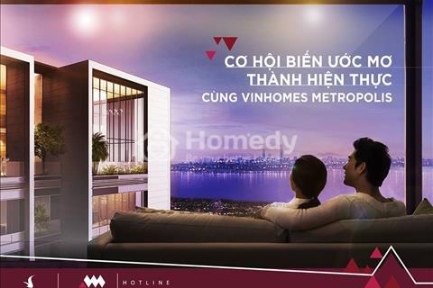 Quá khó để quyết định mua căn hộ Vinhomes Metropolis 29 Liễu Giai