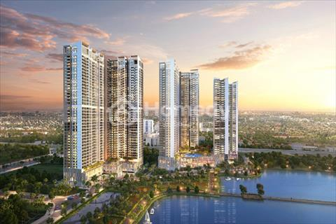Bán căn 2 phòng ngủ view hồ rẻ nhất dự án Vinhomes Sky Lake Phạm Hùng
