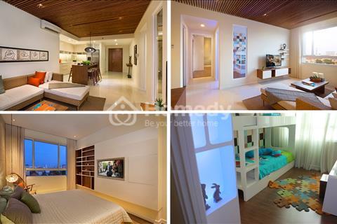 Bán căn hộ Tropic Garden 3 phòng ngủ, 112 m2, view sông tầng cao