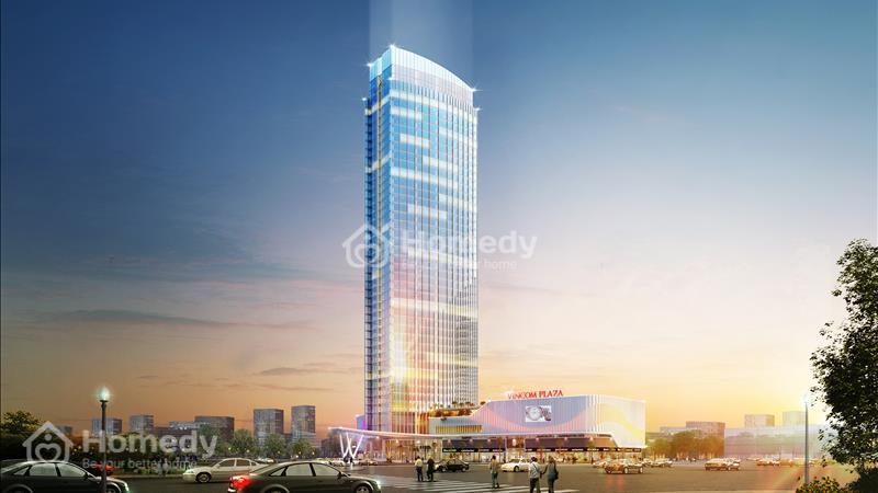 Tòa nhà khách sạn 45 tầng