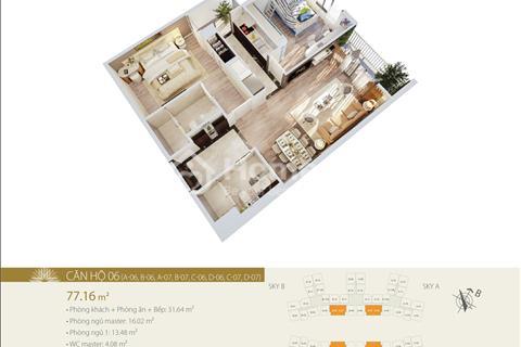 Chung cư cao cấp đáng mua nhất quận Hai Bà Trưng - Imperia Sky Garden 423 Minh Khai