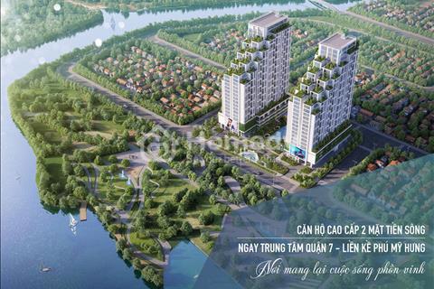 Căn hộ cao cấp độc nhất Quận 7 với 3 mặt giáp sông Sài Gòn - liền kề Phú Mỹ Hưng