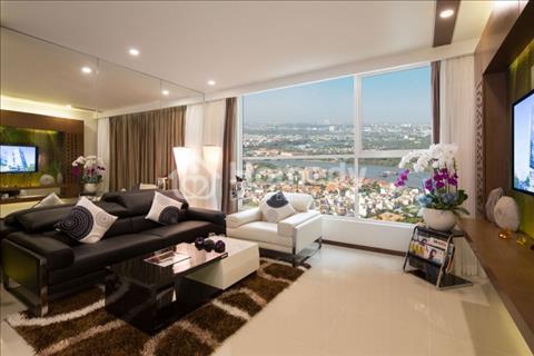 Bán căn hộ Thảo điền Pearl 2 phòng ngủ, 95 m2, view sông Sài Gòn