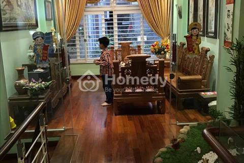 Bán nhà diện tích 49 m2 có 5 tầng mới, ô tô đỗ cửa, phố Phương Liệt, giá 7,5 tỷ
