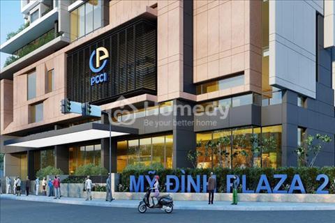 Mỹ Đình Plaza 2 ra hàng đợt 1 các tầng đẹp giá chỉ 27 triệu/m2 giá gốc