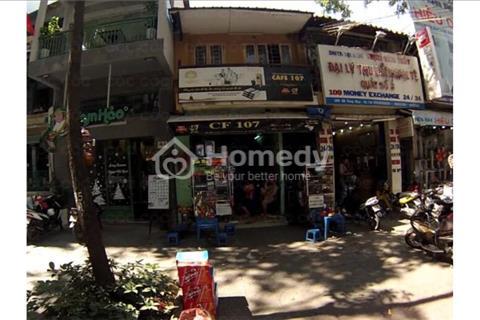 Cho thuê nhà mặt tiền đường Hồ Tùng Mậu, Phường Bến Nghé, Quận 1