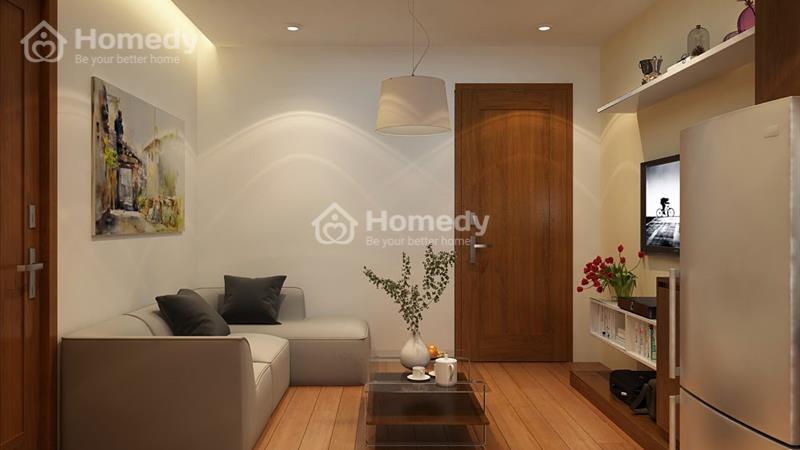 Cần bán căn hộ mini Cầu Diễn, có 1 - 2 phòng ngủ - Chiết khấu 2,5% - Full đồ - 2