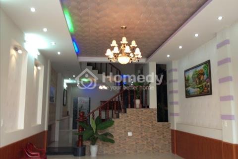 Bán nhà 2 mặt tiền  Nguyễn Cửu Vân, Phường 17, Bình Thạnh. Có hẻm hậu 6 m,  4,6 x 22 m, giá 11,7 tỷ