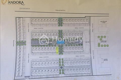 Bán biệt thự liền kề  mặt tiền Nguyễn Trãi diện tích 147 m2, không gian sống xanh, an ninh 24/7