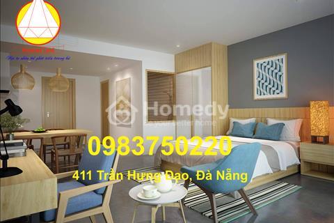Cho thuê tất cả căn hộ ven biển, sông, trung tâm thành phố Đà Nẵng linh hoạt thời gian