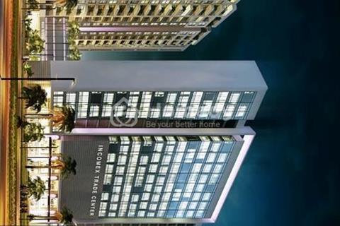 Cho thuê căn hộ tiện kinh doanh khu đông văn phòng