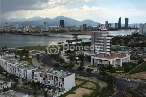 Cho thuê căn hộ Monarchy 2 phòng ngủ, diện tích 72 m2, nội thất tiện nghi đầy đủ, giá 13 trệu/tháng