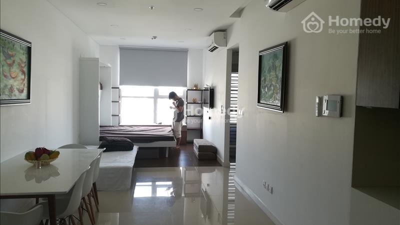 [Chính chủ] Cho thuê căn hộ cao cấp The Prince Residence 1 phòng ngủ, full nội thất, tầng cao  - 4