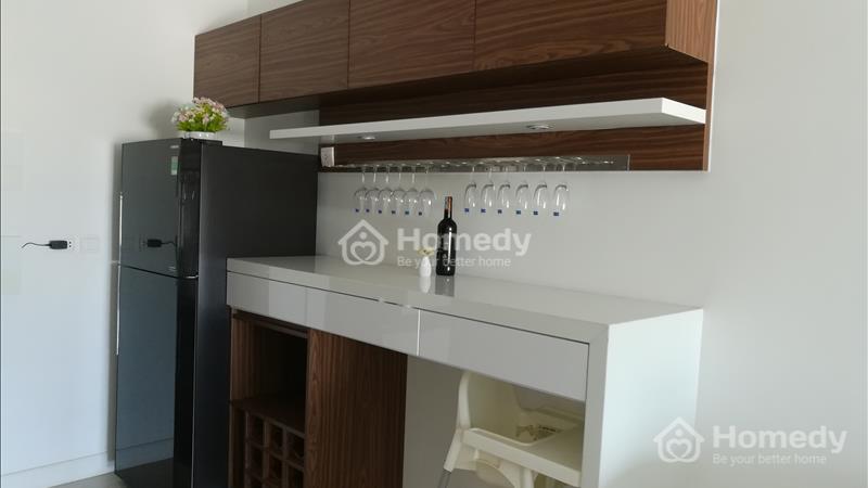 [Chính chủ] Cho thuê căn hộ cao cấp The Prince Residence 1 phòng ngủ, full nội thất, tầng cao  - 2