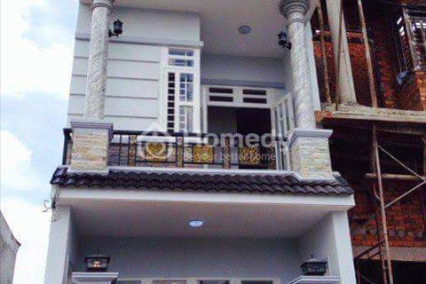 Cần bán căn nhà ngay đường Trần Văn Giàu, ngay xã Phạm Văn Hai - Diện tích 4 x 16 m - SHR