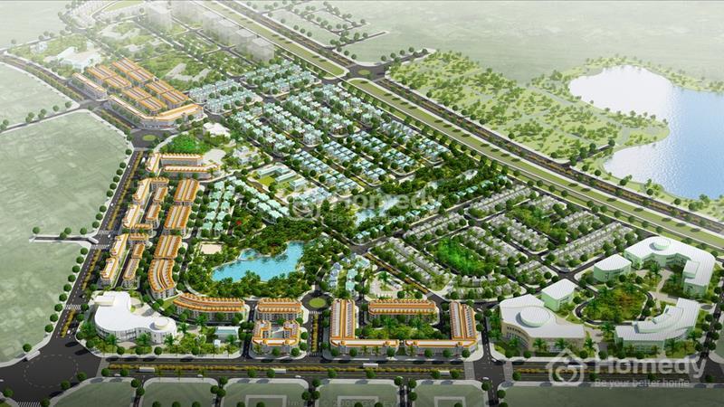Biệt thự liền kề Tasco Xuân Phương rẻ nhất khu Mỹ Đình chỉ từ 43 triệu/ m2 - 4