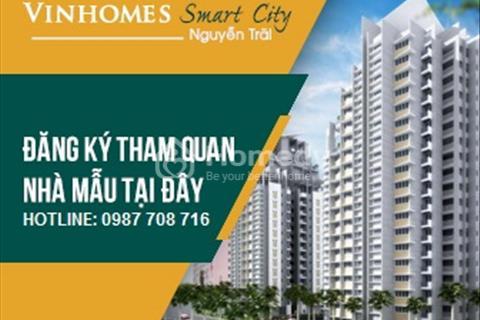 Thông tin mới nhất của dự án Vinhomes Smart City