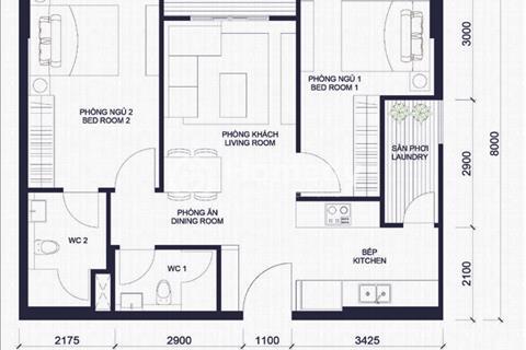 Chính chủ cần bán căn hộ Lancaster Quận 1 - Căn hộ 71 m2 - Giá 4,5 tỷ