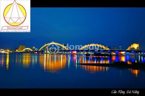 Bán đất đường An Mỹ, Đà Nẵng khu cầu Rồng đối diện cầu Tình Yêu, phía sau đường Trần Hưng Đạo