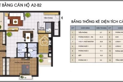 Chung cư Trung hòa nhân chính - 23.5tr/m2. Liên hệ ngay để chọn căn đẹp nhất