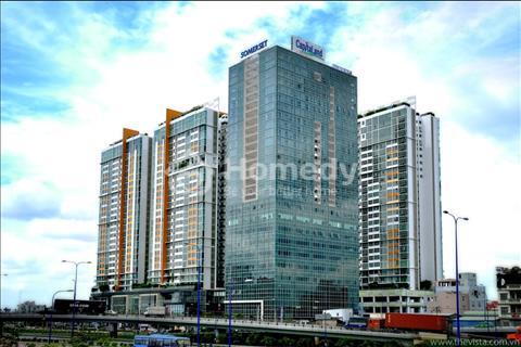 Bán căn hộ The Vista, 114 m2, 3 phòng ngủ, view hồ bơi, tầng thấp