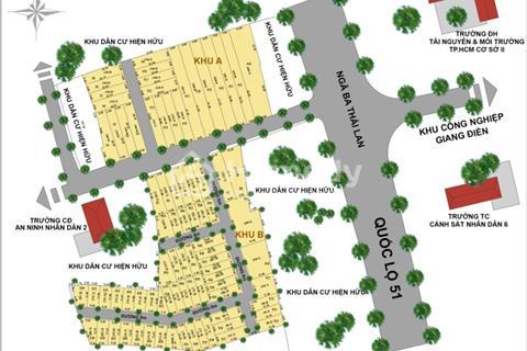 Mở bán đợt 1 đất nền làng Đại Học 400 triệu/ nền - Cam kết sinh lời ngay khi đặt cọc