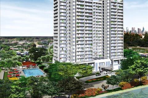 Bán căn hộ River Garden, 156 m2, view sông, nội thất cao cấp