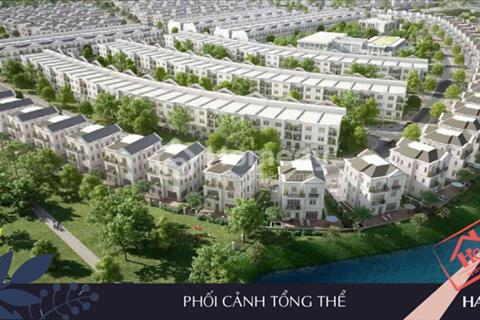 Vinhomes The Harmony - chỉ cần 3 tỷ sở hữu  ngay 1 lô biệt thự liền kề
