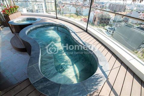 Cho thuê căn hộ cao cấp tại khu phố Tây cách biển 200 m đi bộ, căn hộ có đầy đủ tiện nghi