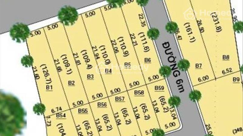 Đất Biên Hòa thuộc KDC An Ninh mở bán đợt 1 - CK 6%. Công chứng sang tên ngay trong ngày - 2
